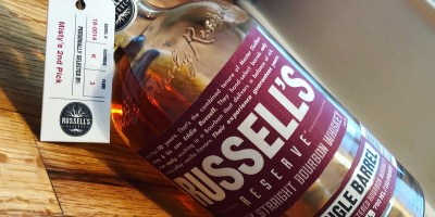 Misty's 2nd Russell's Reserve Single Barrel