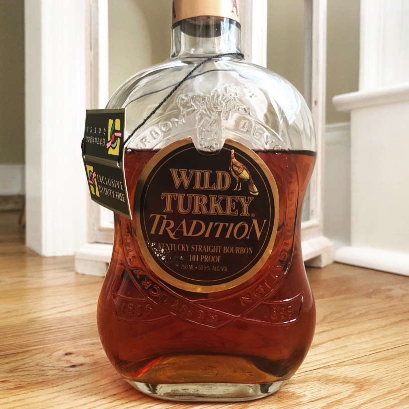 Wild Turkey Tradition 1996