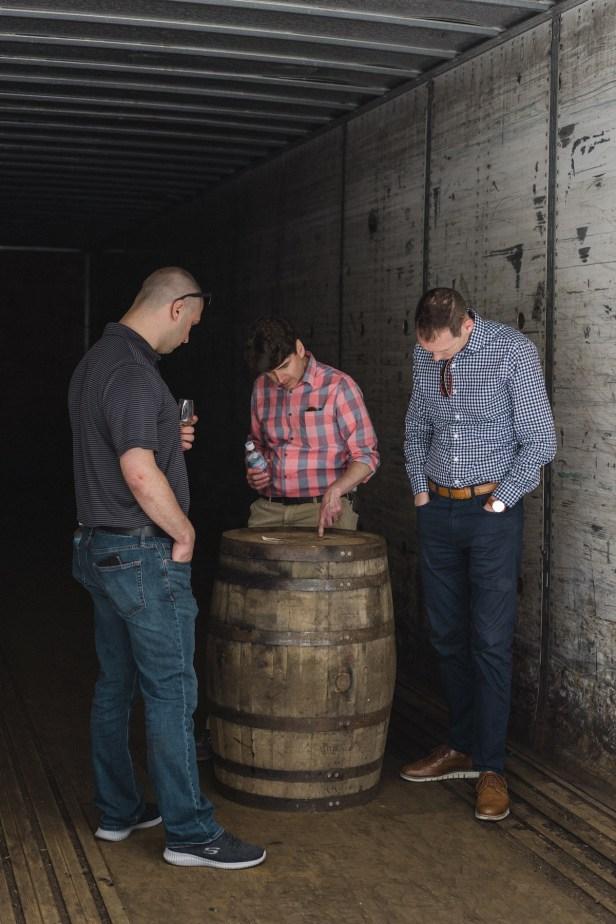 Truck Barrel