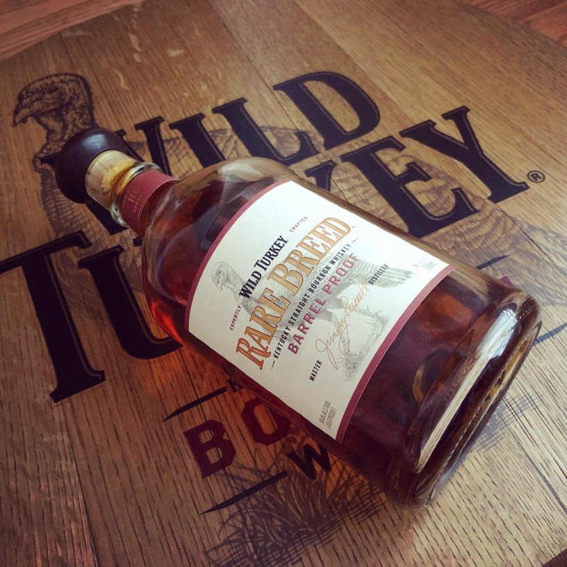 Wild Turkey Rare Breed 2019