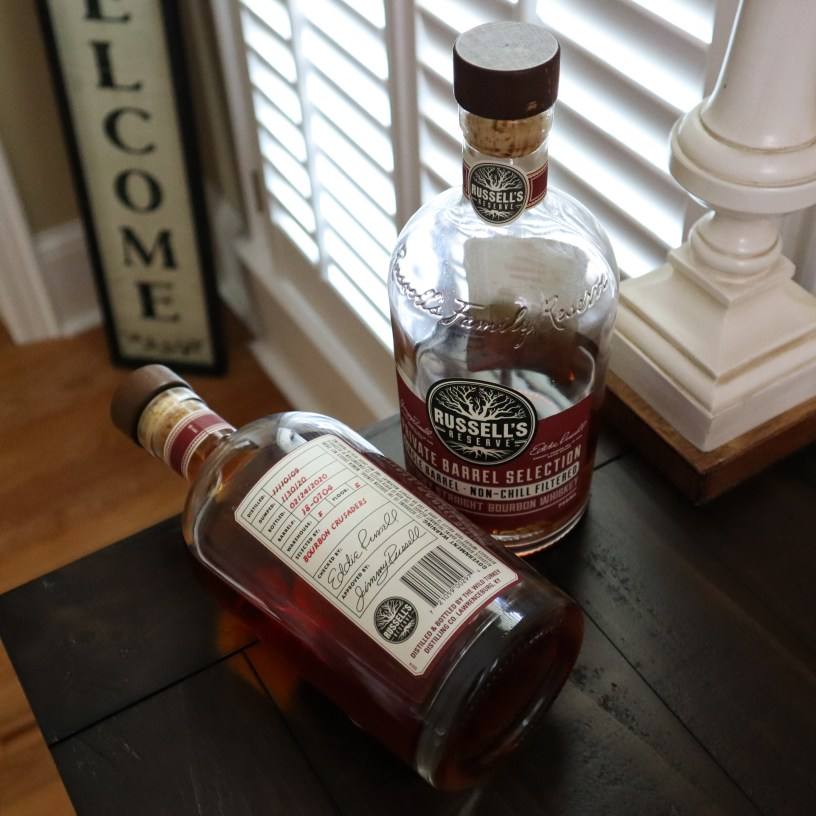 Russell's Reserve Comparison