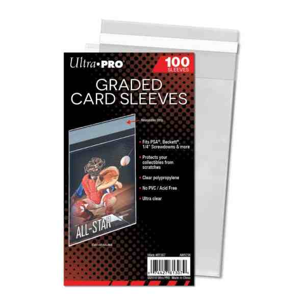 Ultra Pro Graded Resealable (100)