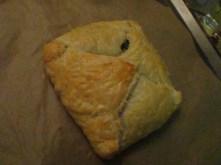 tarte of green pease