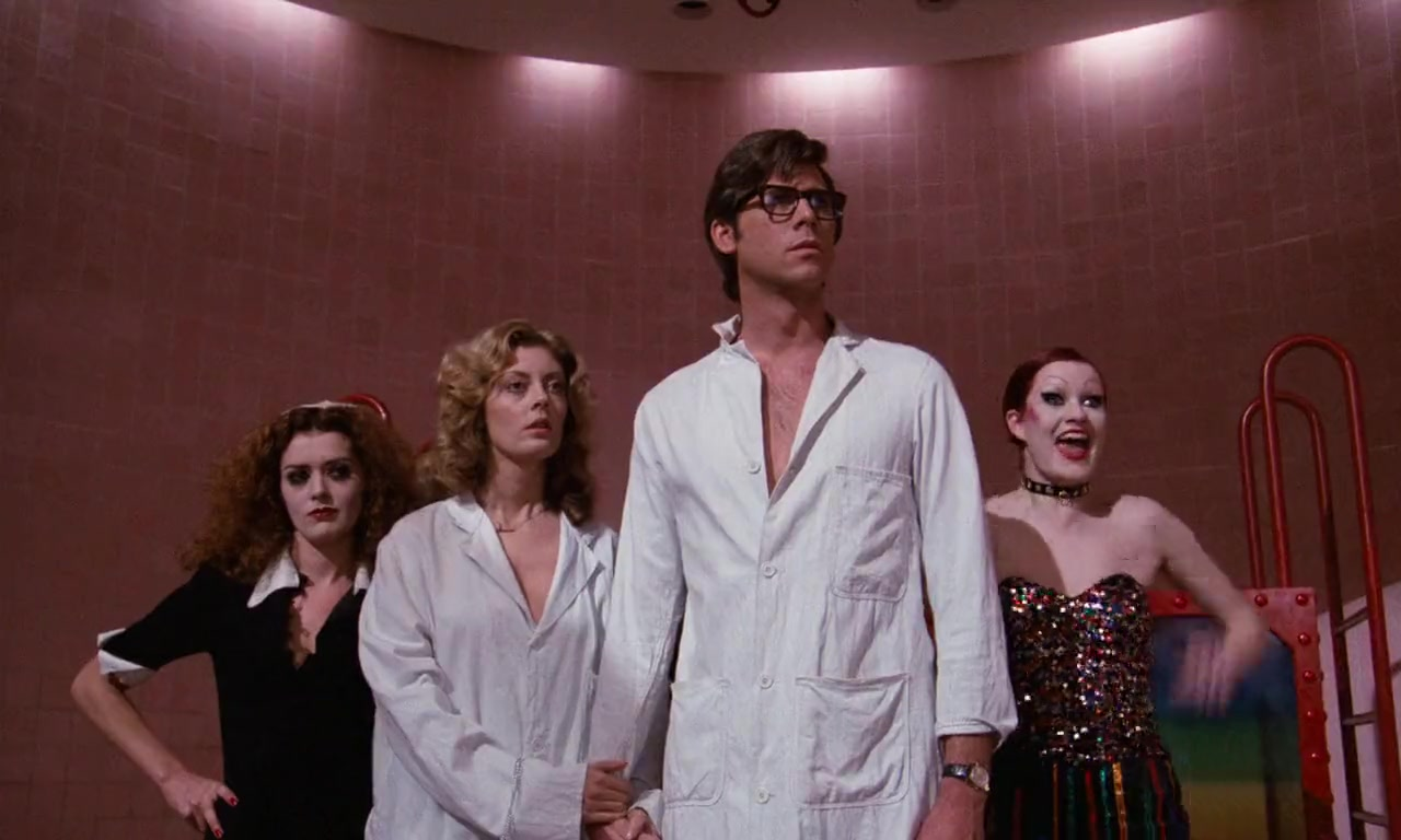 Image result for the rocky horror picture show 1975