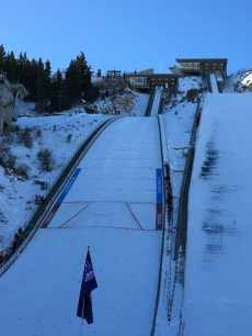 Downhill venue at Salt Lake City's Olympic Park