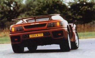 mega6 rear cornering