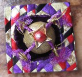 Patchwork and half a bead