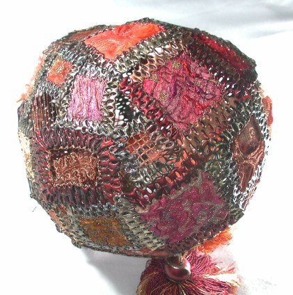 Hollow sphere in FP and textiles