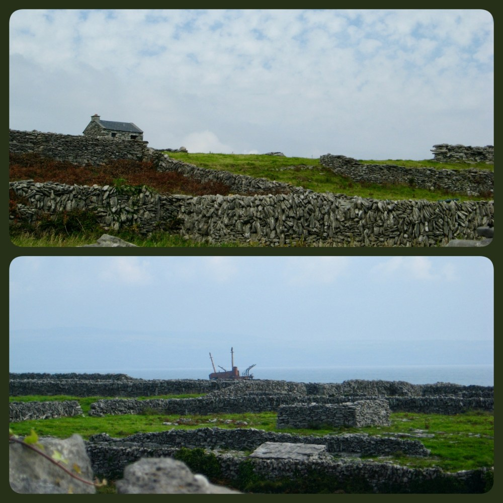 Inisheer building Shipwreck