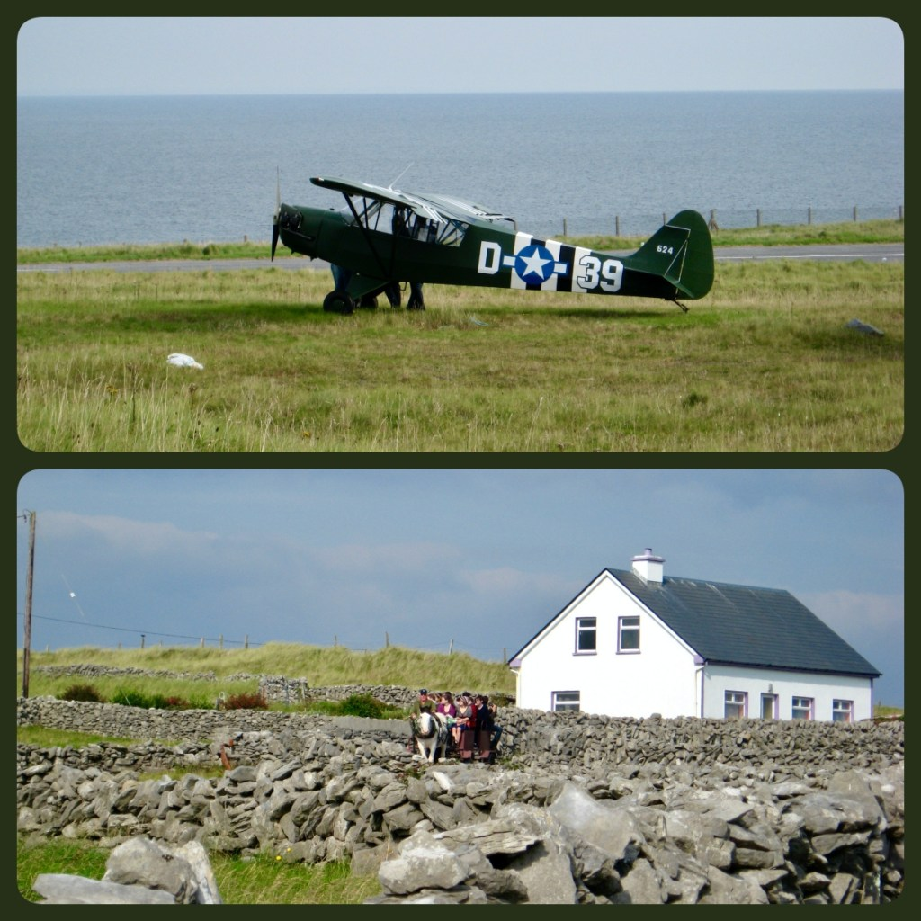 Ireland Inisheer transportation