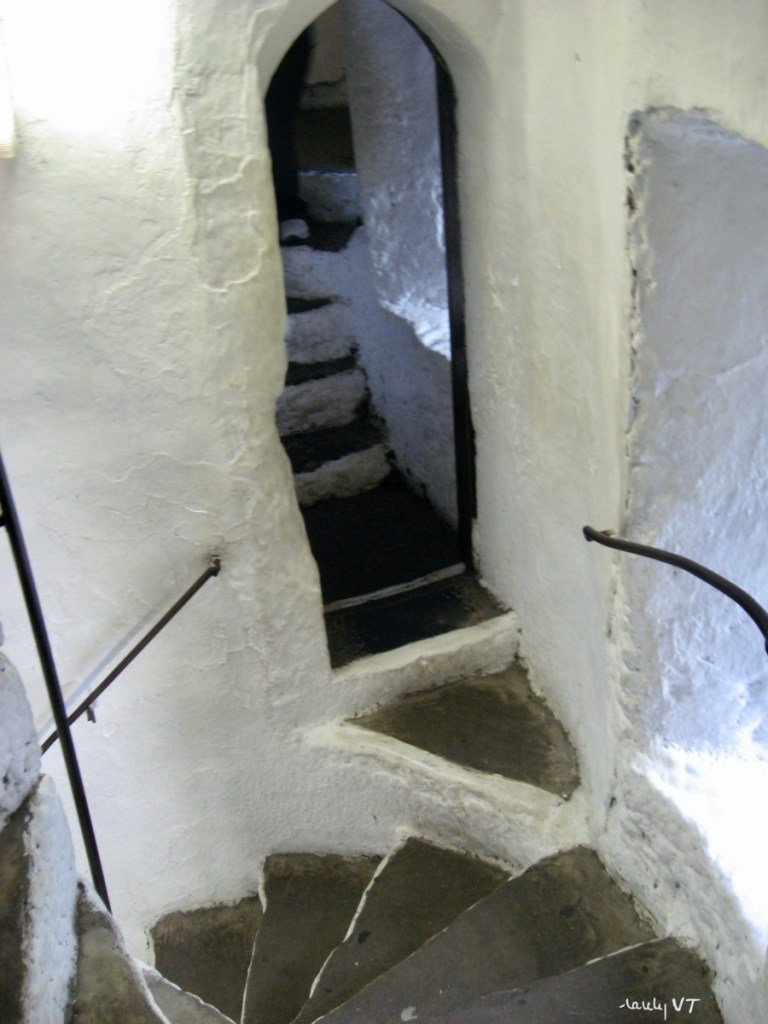 Bunratty staircases