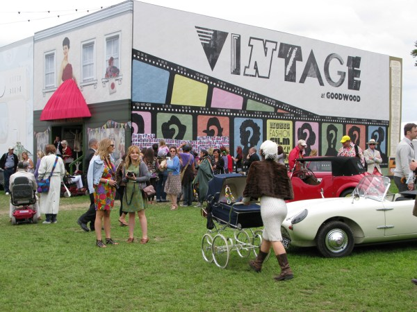 Vintage at Goodwood 2010