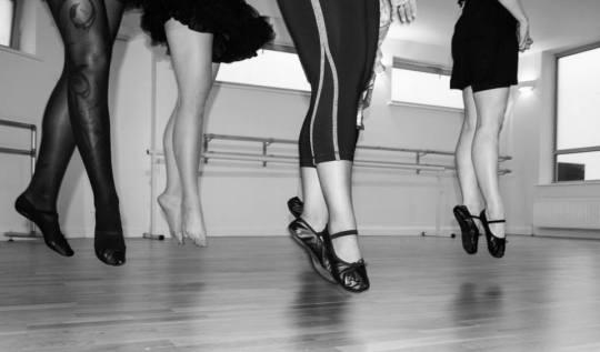 Irreverent Dance's G3 Ballet l Class July '15