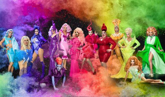 RuPaul's Drag Race: The Queens of Season9
