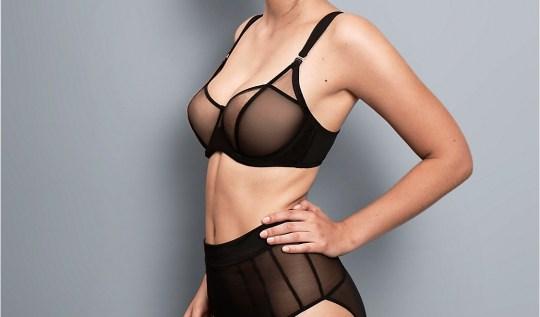 Adina Reay 'Fran' lingerie