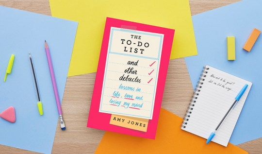 The To-Do List by Amy Jones
