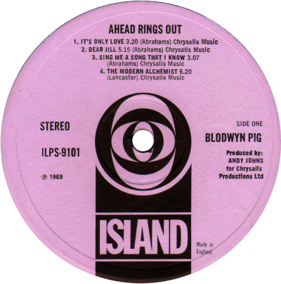 Island | Rare Record Collector