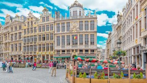 Pricing Underwriter Job Ad - Brussels Grand Place