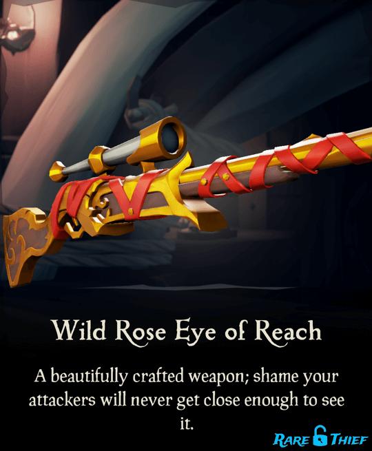 Wild Rose Eye of Reach