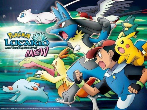 Pokemon Movie 8 Lucario Ki Toofani Shakti Hindi Download (360p, 480p, 720p HD, 1080p FHD) 1