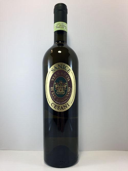 Cesani Vernaccia di San Gimignano 'Sanice' Bianco DOCG