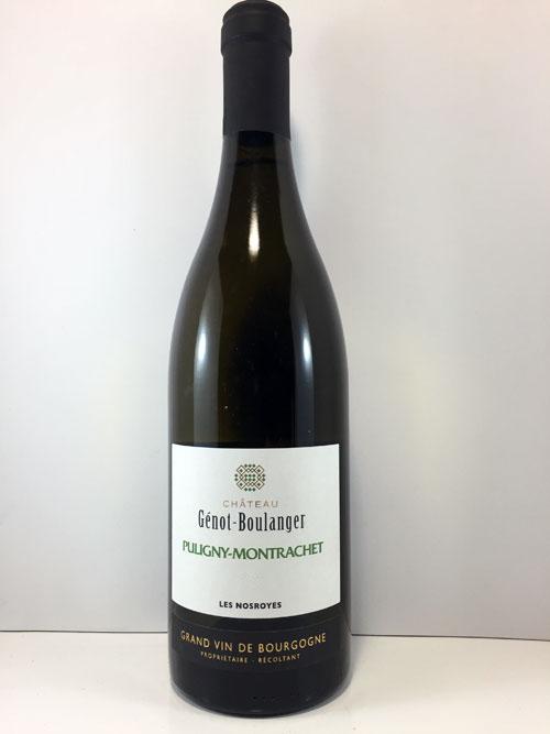 Genot-Boulanger Puligny-Montrachet 'Les Nosroyes'