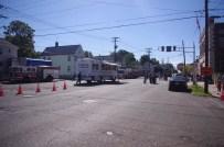 Fire Department on Joyce Kilmer Ave.