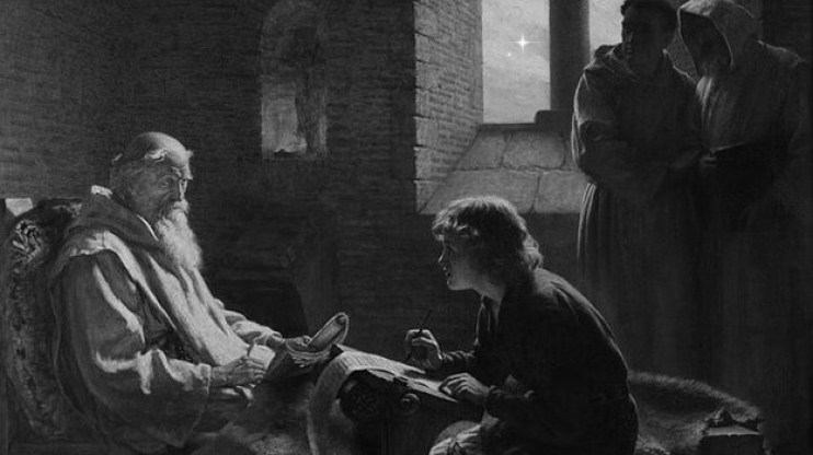 the_last_chapter_by_james_doyle_penrose_1902-bede-translating-johns-gospel-on-deathbed-660x350-1452497527