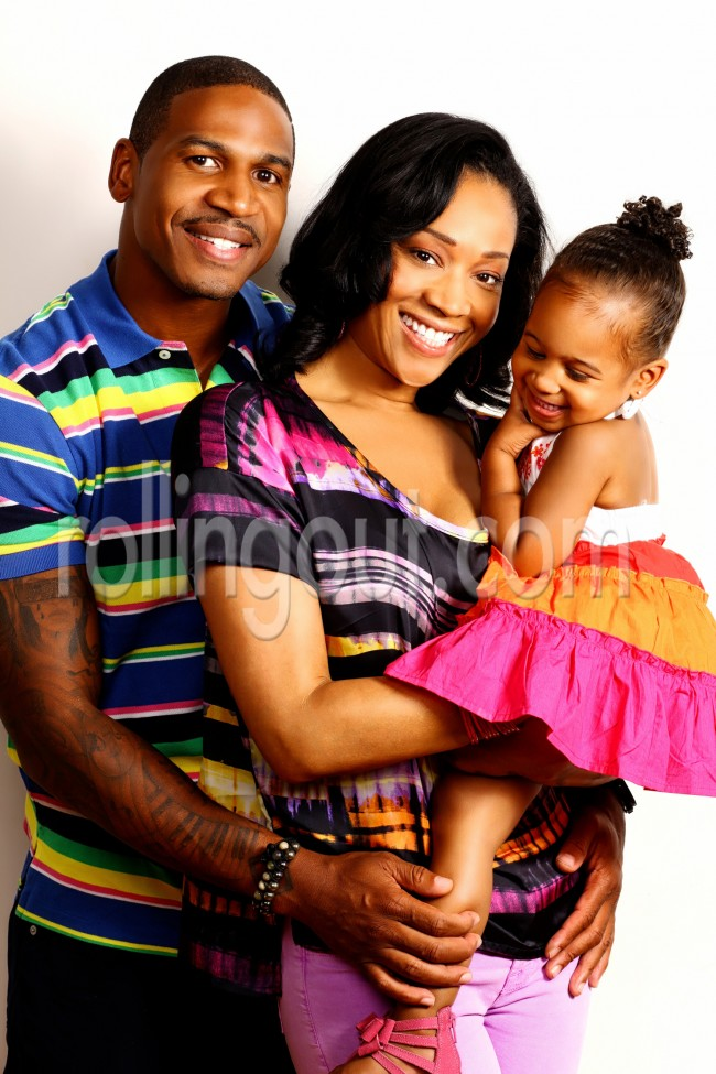 stevie j and mimi and daughter