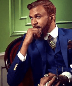 OSE! @Jidenna Speaks About His Nigerian Roots Influence On His Music!
