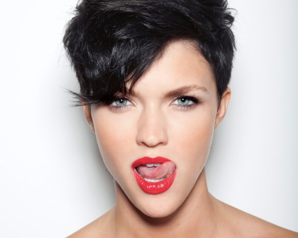 Ruby Rose Faces Backlash From Twitter Users