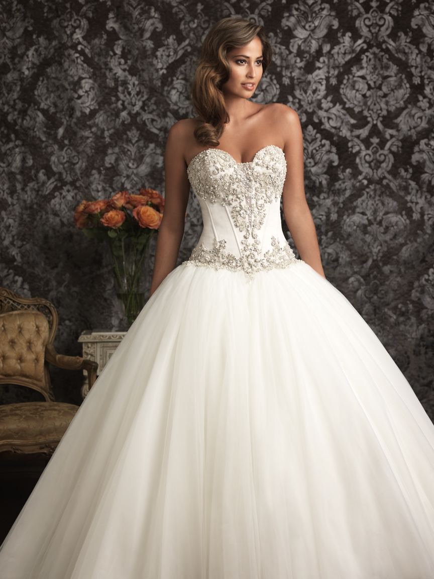 Bridal Help 101- Find Out What Wedding Dress Type Would Suit You!