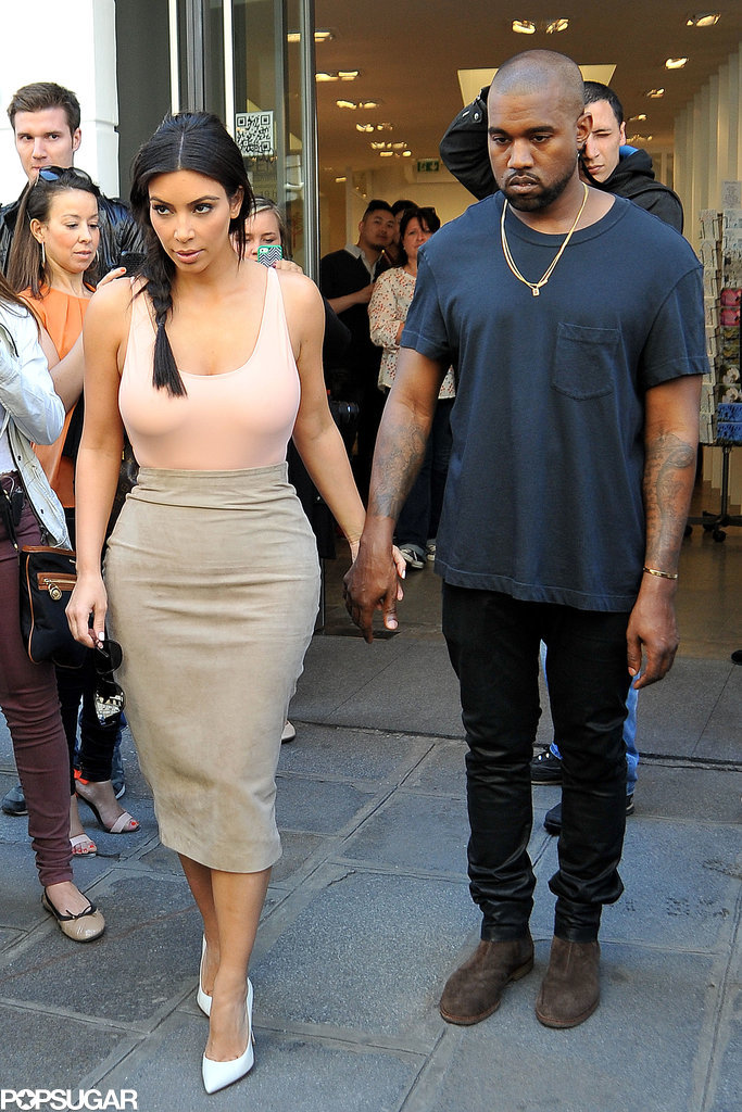 "1c126d4917ac ... NEW SONG ABOUT TO DROP  FACTS"". Kim-Kardashian-Kanye-West -Paris-Before-Wedding"