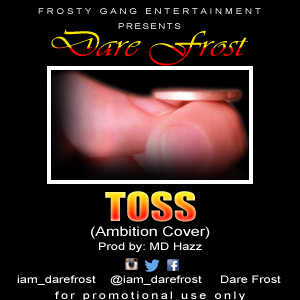 Dare Frost Toss (Ambition Cover) artwork