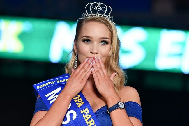 Miss Iceland quits pageant in disgust after being told to