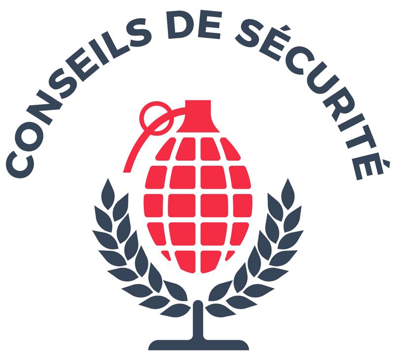 Conseils de sécurité