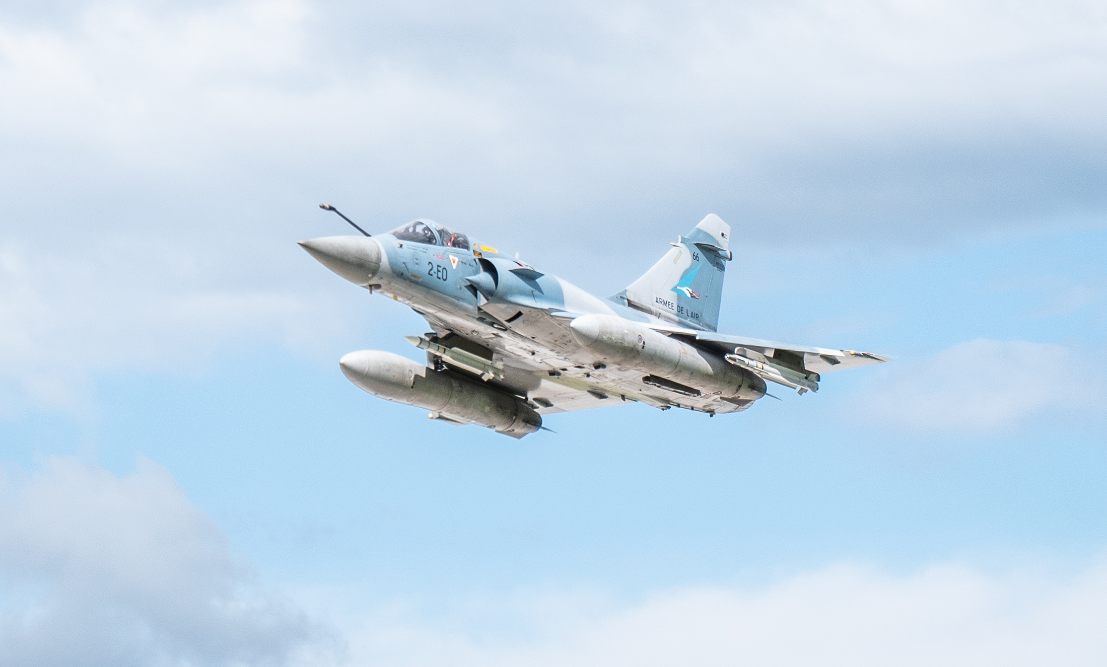 French Baltic Air Policing mission in Estonia