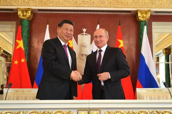Jinping Putin