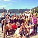 New Yogini's! Graduates 200hr YTT- Guatemala 2013