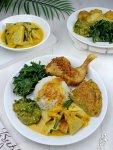 Resep Nasi Padang Komplit