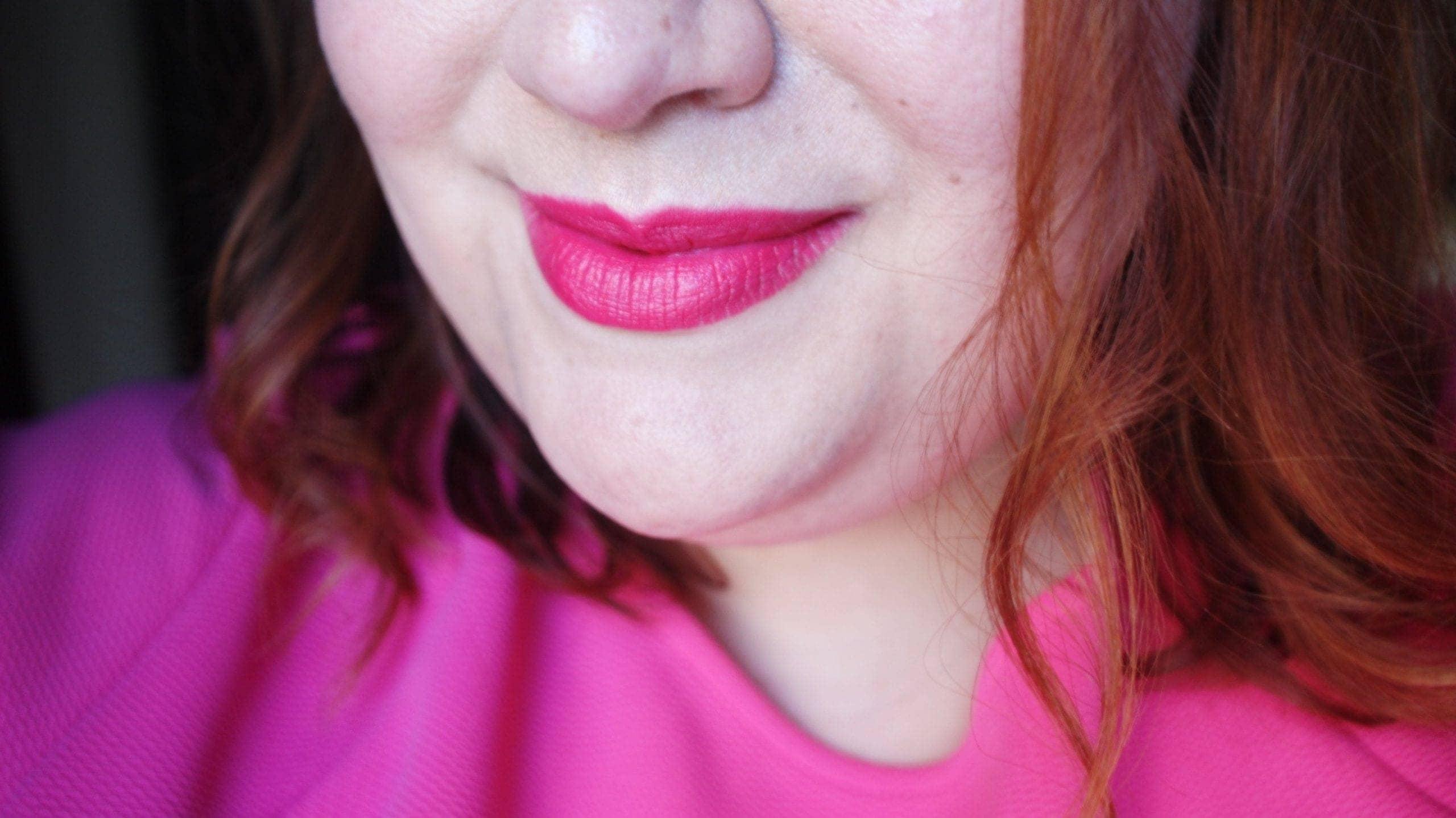 The Perfect Watermelon Lipstick