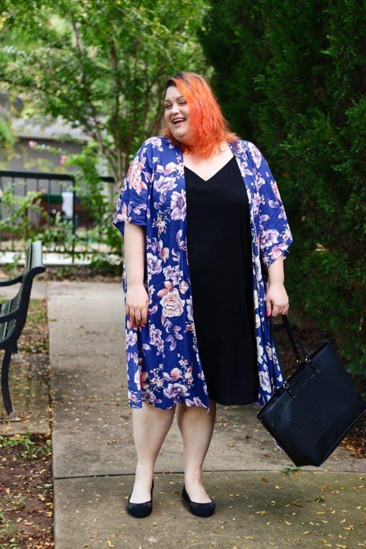 Universal Standard Plus Size Slip Dress