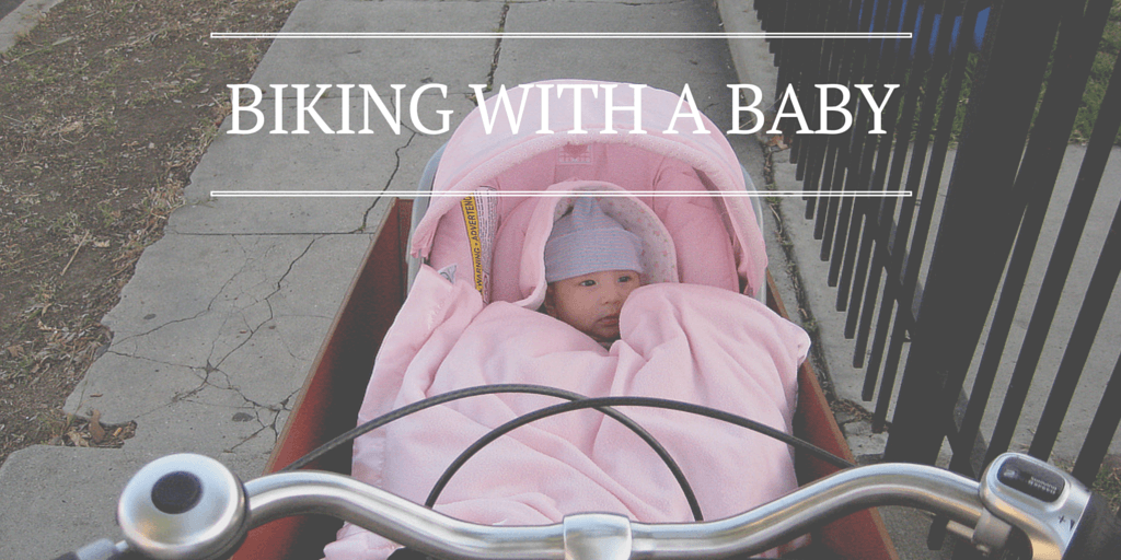 Biking with a Baby: Everything You Need to Know