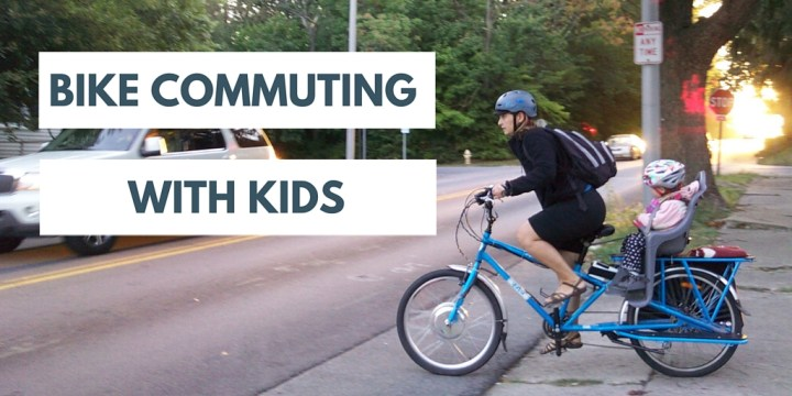 Bike Commuting with Kids