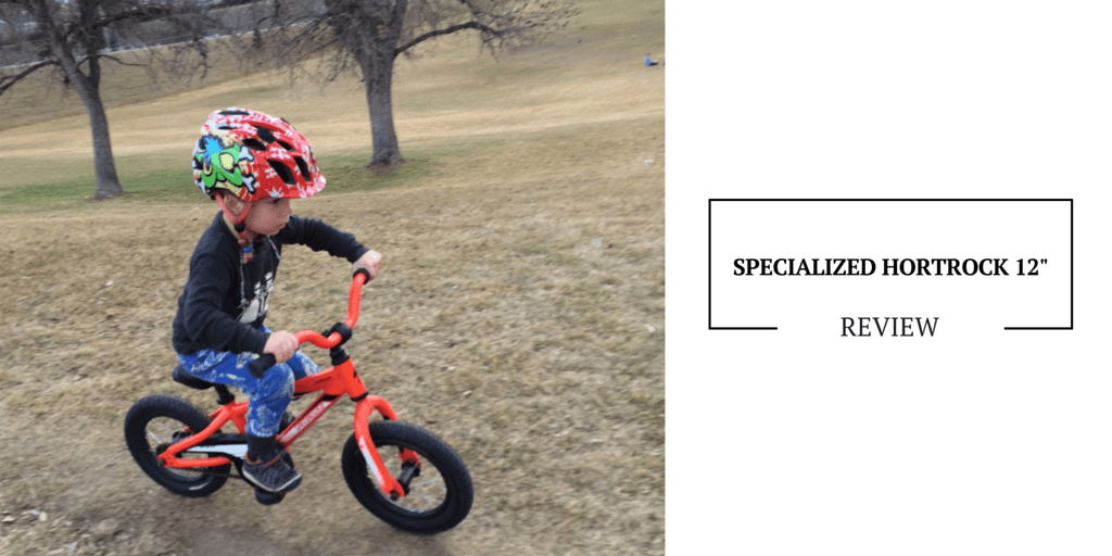 """Specialized Hotrock 12"""" Review"""
