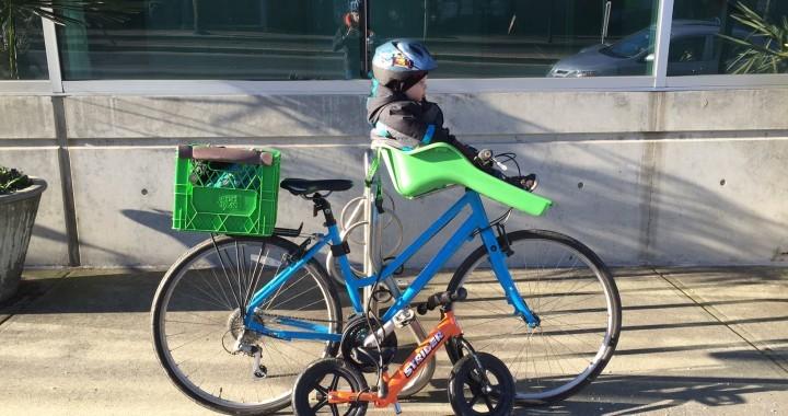 The Bike Dads iBert Bike Sea