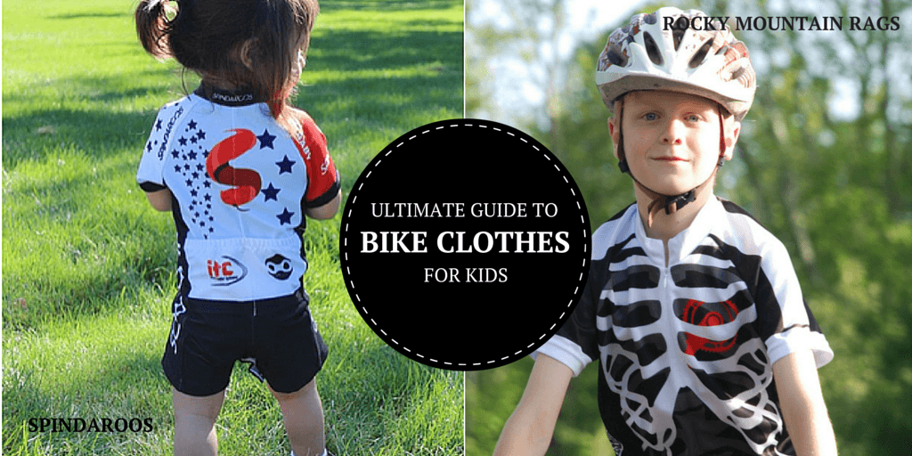 The Ultimate Guide to Kids Cycling Clothing