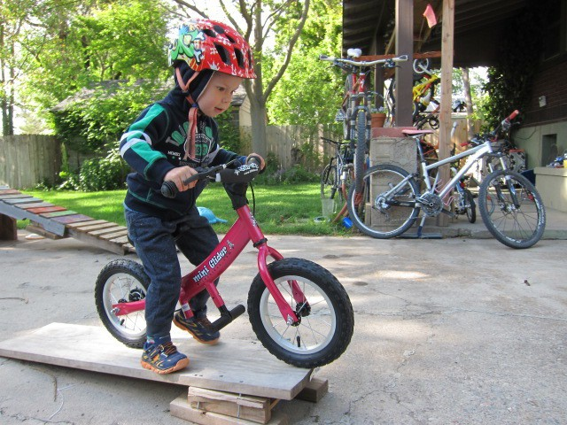 Glide Mini Balance Bike