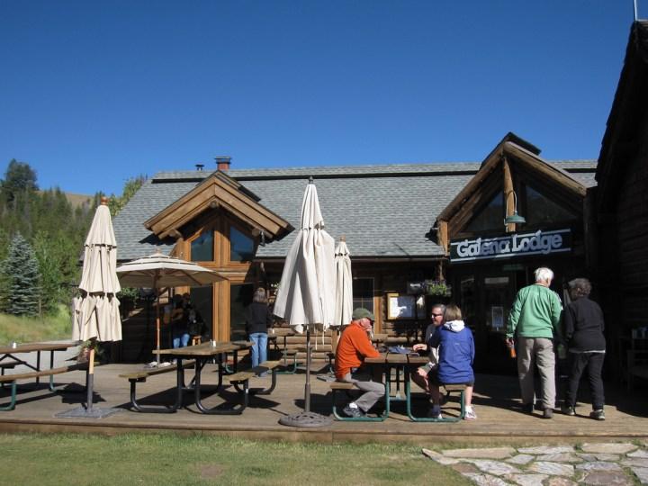 Galena Lodge Mountain BIking