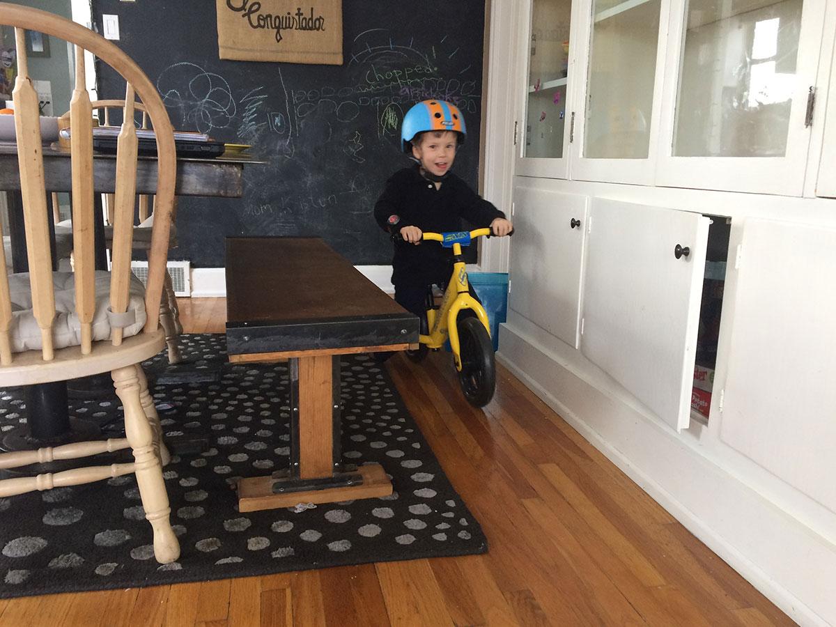 Eastern Bikes Pusher push bike
